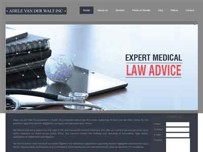 image of Medical Law