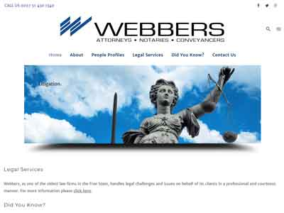 image of Webbers Attorneys