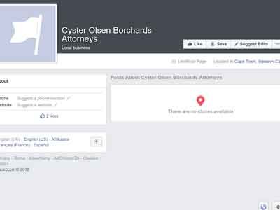 Cyster Olsen Borchards Attorneys